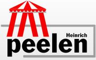 Zelte Peelen - Zeltverleih Oberhausen